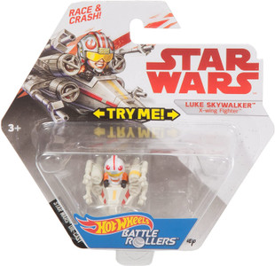 Star Wars Battle Rollers - Luke Skywalker Vehicle