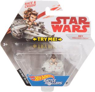 Star Wars Battle Rollers - Rey Vehicle