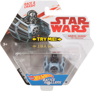 Star Wars Rollers - Darth Vader Vehicle