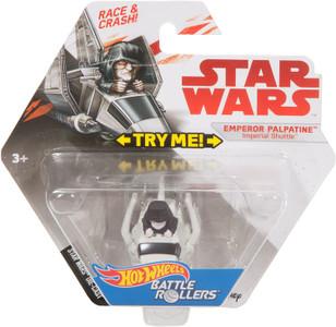 Star Wars Battle Rollers - Emperor Palpatine Vehicle