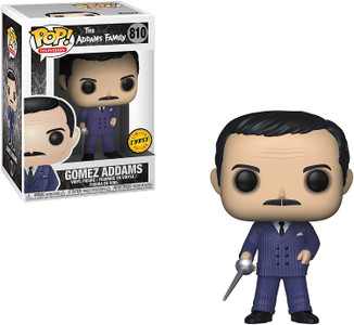 POP! TV: The Addams Family - Gomez Addams (Chase Edition)