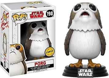 POP! Star Wars: Episode 8 - Porg (Chase Edition)