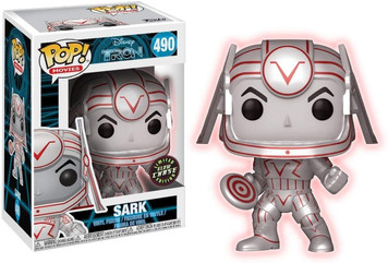 POP! Movies: Tron - Sark (Chase Edition)