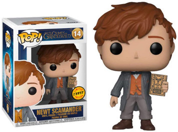 POP! Movies: Fantastic Beasts 2 - Newt (Chase Edition)