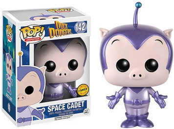 POP! Animation: Duck Dodgers - Space Cadet (CHASE EDITION)