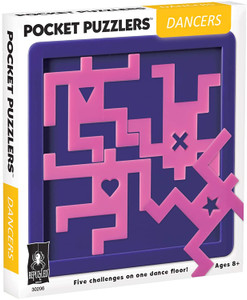 Pocket Puzzler - Dancers