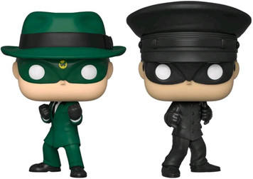 EXCLUSIVE: POP! TV: The Green Hornet & Kato (NYCC2019)