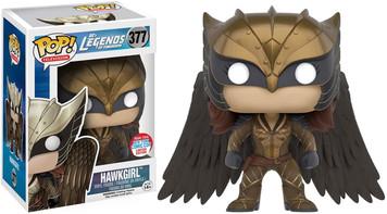 EXCLUSIVE: POP! TV: Legends of Tomorrow - Hawkgirl