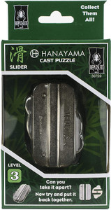Hanayama Puzzle - Level 3 Slider