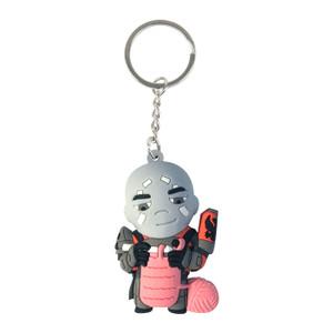 Destiny Keychain - Commander Zavala