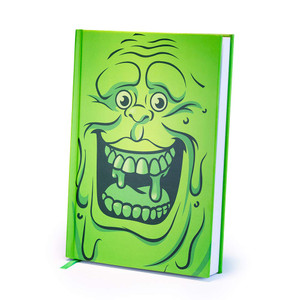 Ghostbusters - Slimer Journal