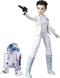 Star Wars: Forces of Destiny Princess Leia Organa and R2-D2 Adventure Set