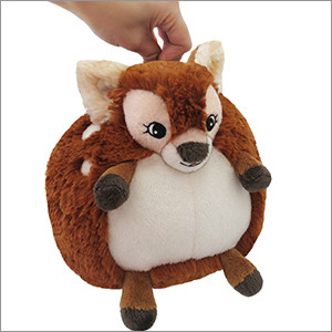 LIMITED EDITION: Mini Baby Fawn Squishable