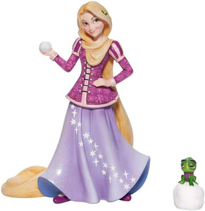 Holiday Rapunzel Statuette