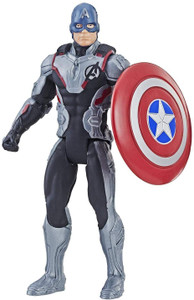 Avengers: Endgame - Captain America Action Figure