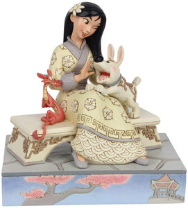 Honourable Heroine Mulan Figurine