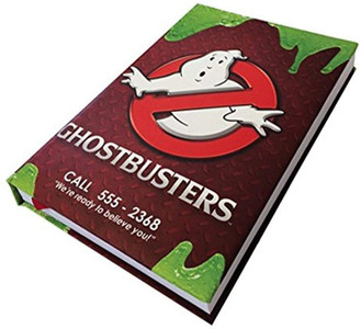 Ghostbusters - Containment Unit Journal