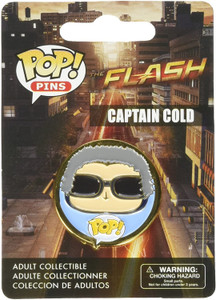 POP! Pin: The Flash - Captain Cold