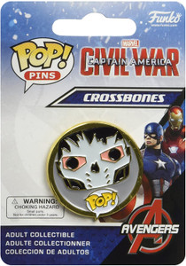 POP! PIn: Marvel - Crossbones (Civil War)