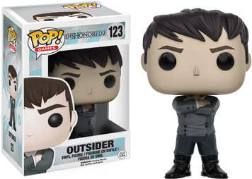 POP! Games: Dishonored 2 - Outsider