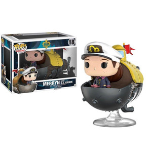 EXCLUSIVE: POP! Games: Song of the Deep - Merryn w/ S.S. Eirnin