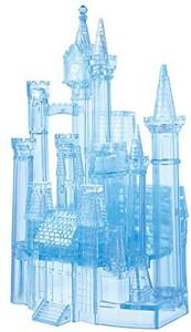 Cinderella's Castle 3D Deluxe Crystal Puzzle