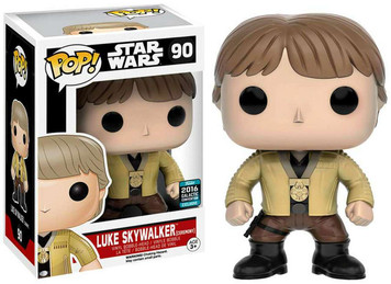 EXCLUSIVE: POP! Star Wars: Episode 4 - Luke Skywalker (Ceremony)