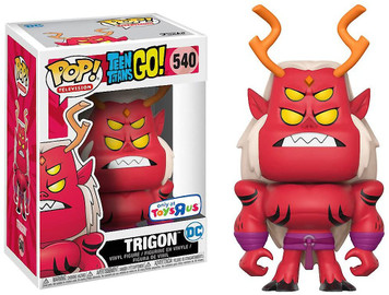 EXCLUSIVE: POP! TV: TTG - Trigon