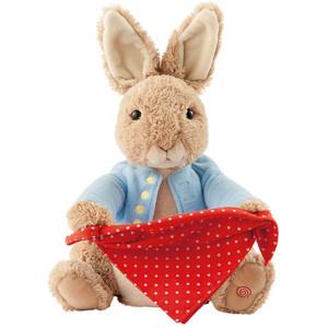 Peter Rabbit Peek-a-Boo Plush