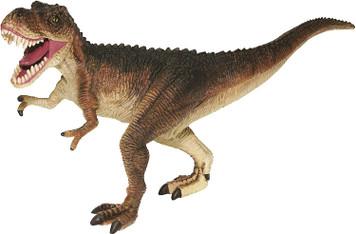 4-D Puzzle - T-Rex