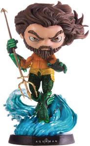 Aquaman Minico Deluxe DC Statue