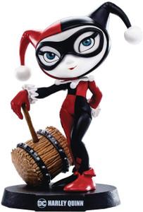 Harley Quinn Minico Statue