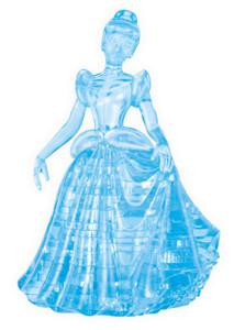 Cinderella 3D Crystal Puzzle