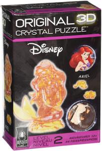 Mermaid Ariel 3D Crystal Puzzle