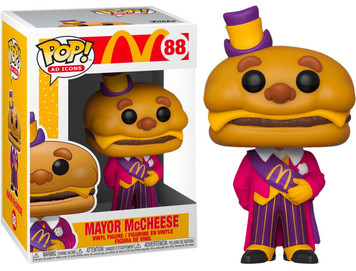 POP! Ad Icons: McDonald's - Mayor McCheese