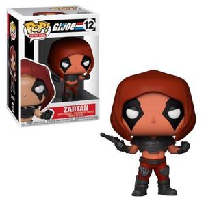 POP! Retro Toys: G.I. Joe - Zartan