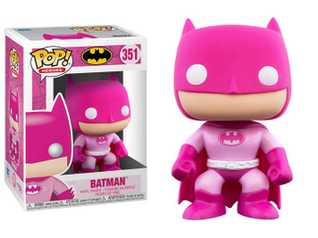 POP! Heroes: Breast Cancer Awareness - Batman