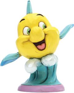 Flounder Personality Pose Figurine