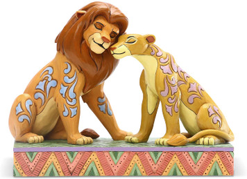 Simba & Nala Figurine
