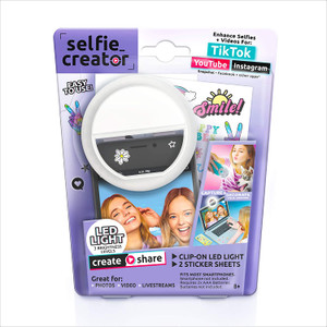 Selfie Creator - Selfie Light & Stickers Kit