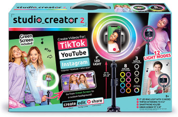 Studio Creator 2 Influencer Video Creator Kit