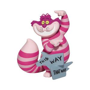 Mini Cheshire Cat 'This Way' Vinyl Figure