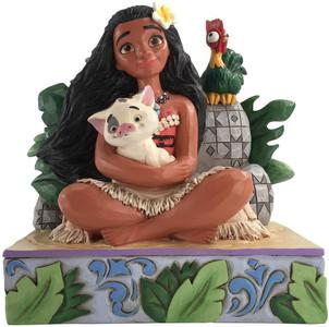Moana with Pua & Hei Hei Figurine