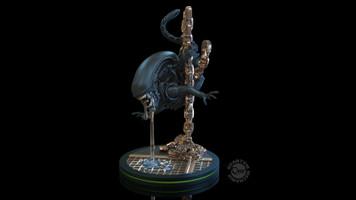Alien Xenomorph Q-Fig