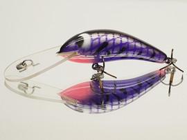 "JD 60mm Depth Master "" Purple Pink """