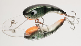 """Eddy Lures 80mm Dam Buster """" Redfin """""""