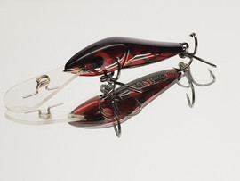 "Eddy Lures 60mm Wasp "" Red Candy """