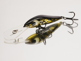 "Eddy Lures 60mm Wasp "" Gold Candy """