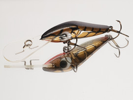 "Eddy Lures 60mm Wasp "" Gold Carp """