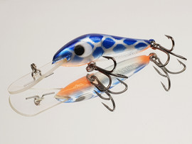 """Eddy Lures 60mm Wasp """" Blue Scale """""""